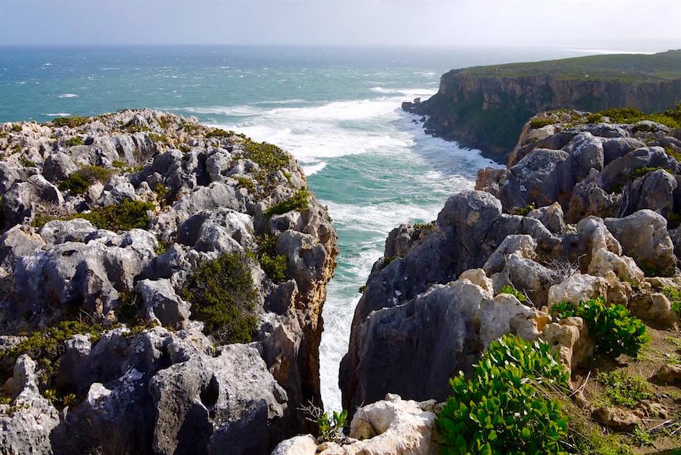 Raue Küste - Point D'Entrecasteaux bei Northcliffe - Western Australia