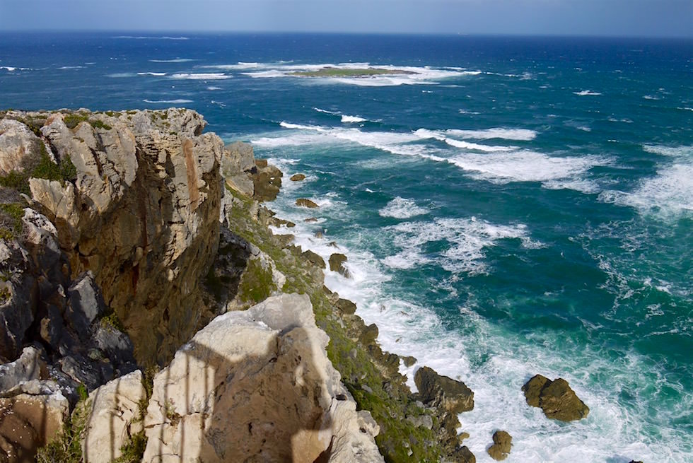 Blick entlang der Küste - D'Entrecasteaux Lookout - Northclifee - Western Australia