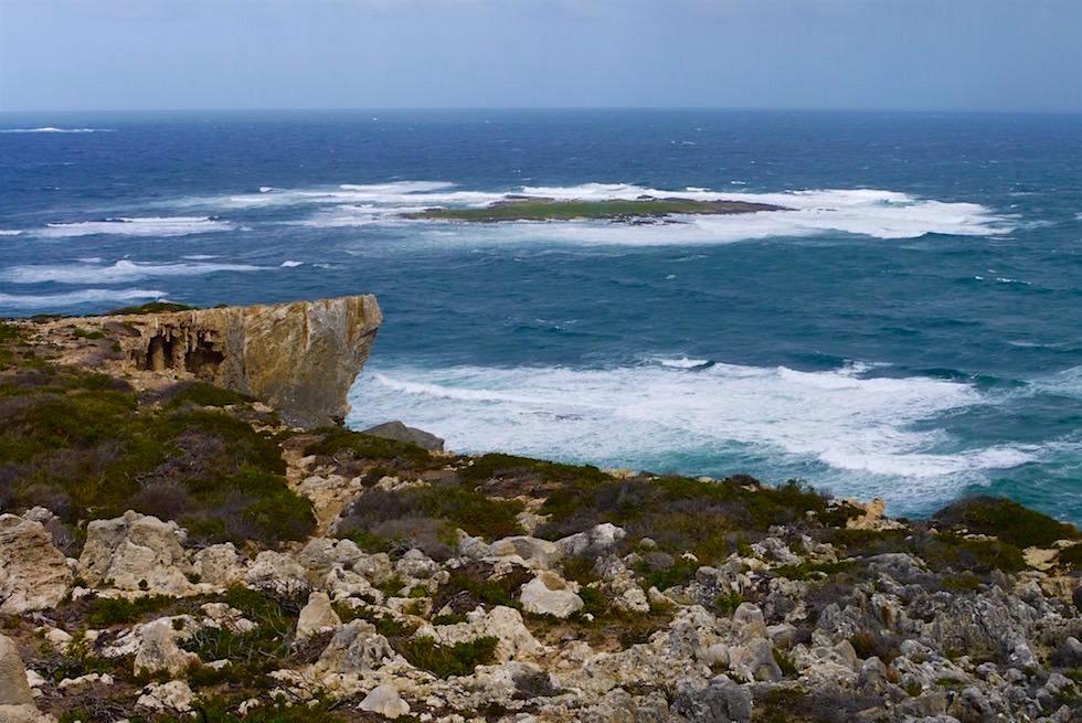 Blick auf die Küste - Küste - Point D'Entrecasteaux Lookout - Northcliffe - Western Australia