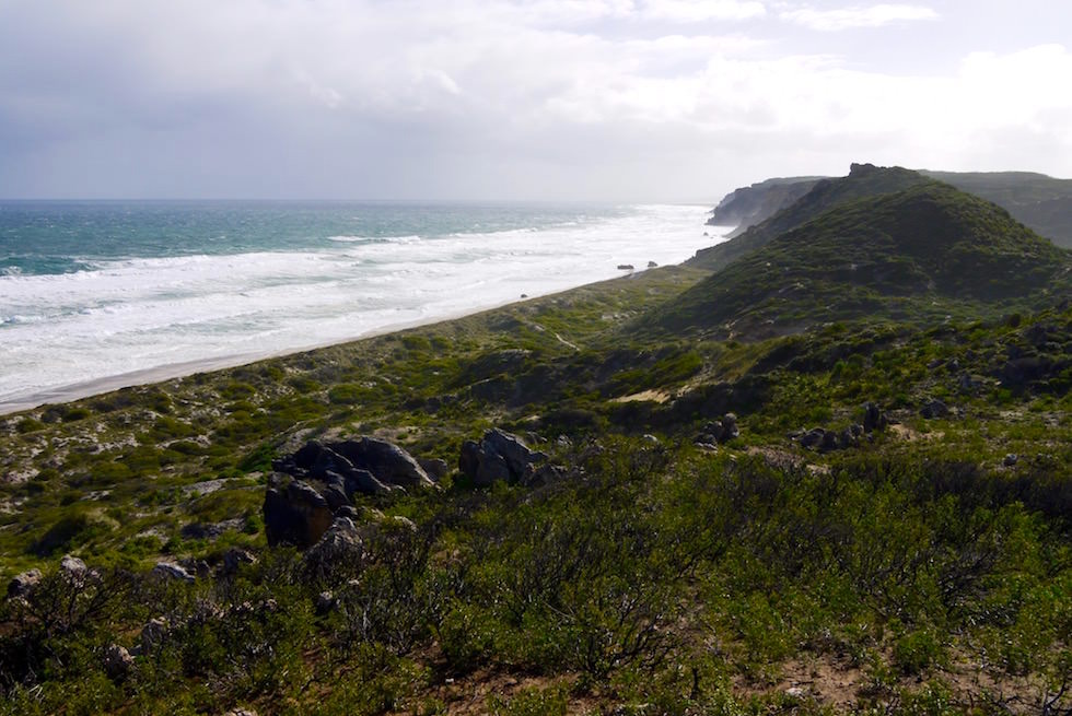 Salmon Beach Angelparadies - D'Entrecasteaux - Northcliffe - Western Australia