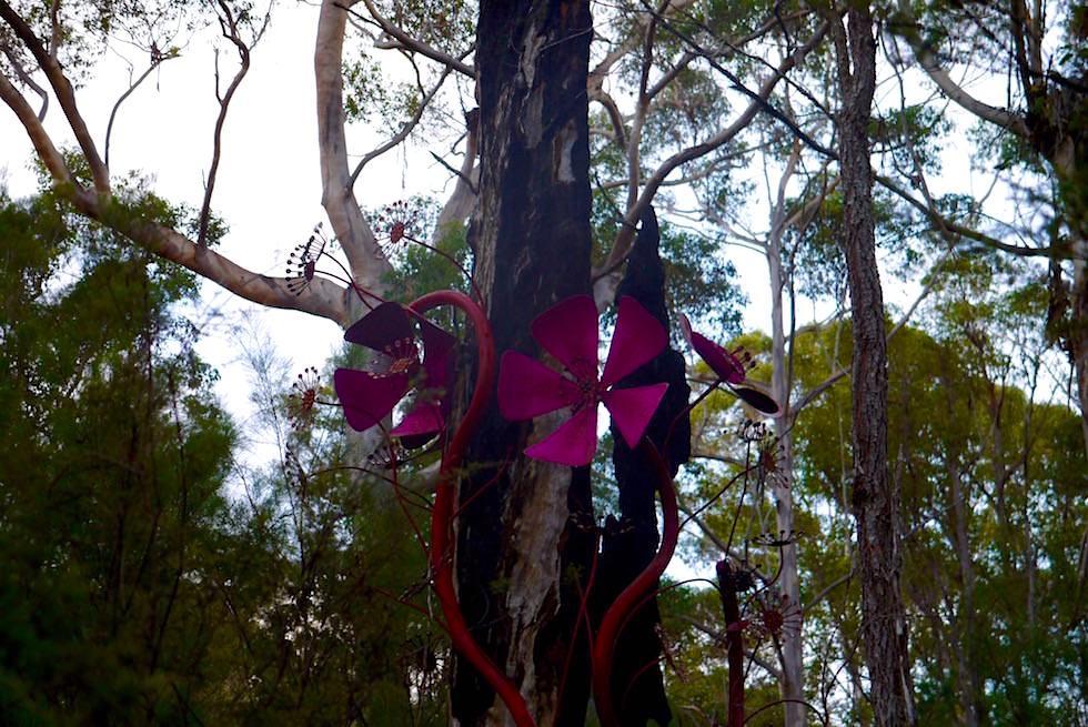 Empfehlenswert: Understory Sculpture Walk - Northcliffe - Western Australia