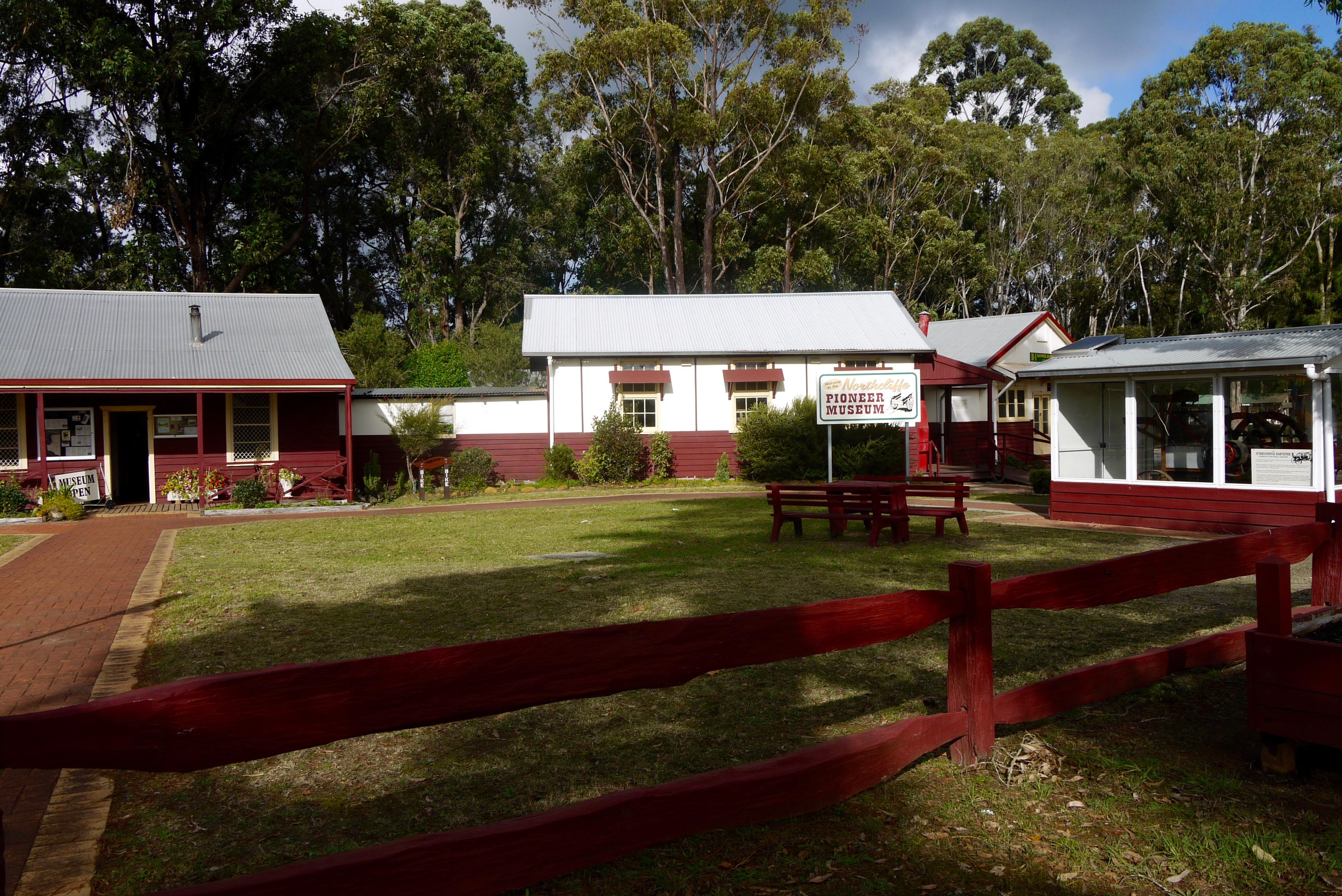Pioneer Museum - Northcliffe - Western Australia