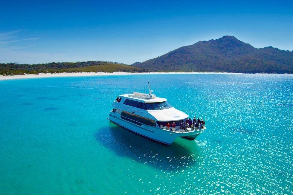 Wineglass Bay Cruise - Pittoreske Freycinet Küste, Wildlife & leuchtend türkise Wineglass Bay! - Passenger On Earth