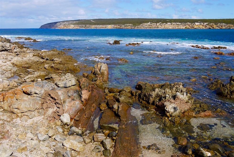 Old Whaling Station - Fishery Bay südlich von Port Lincoln - South Australia