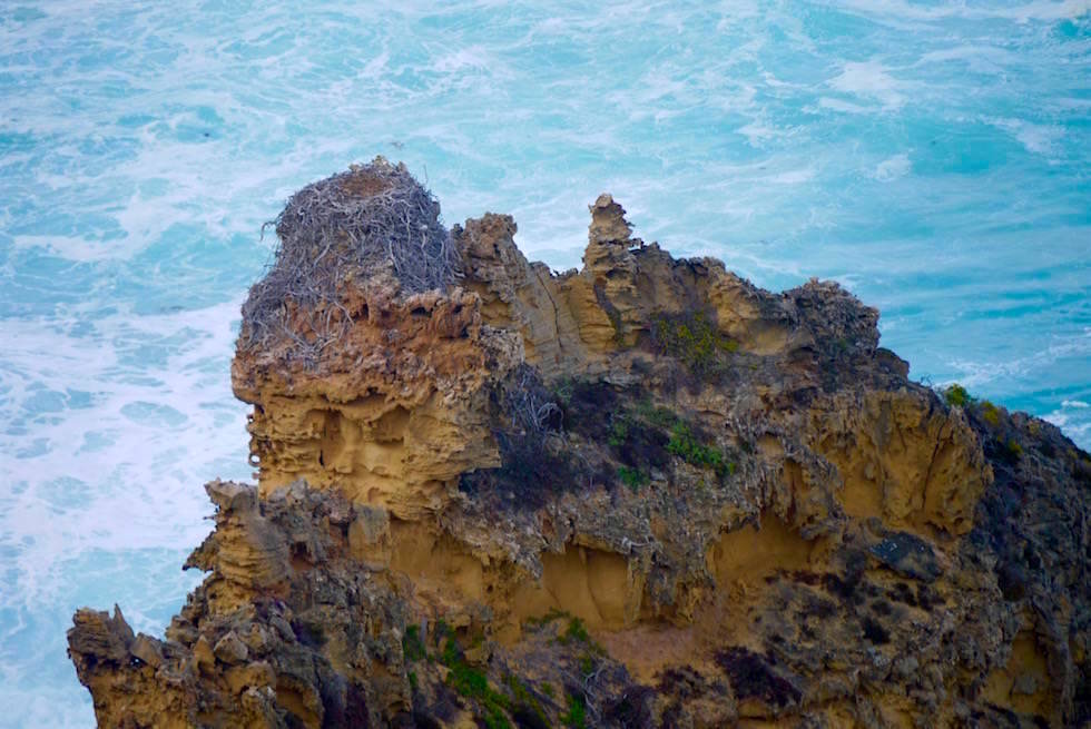 Blick auf Osprey Nest - Whalers Way bei Port Lincoln - South Australia