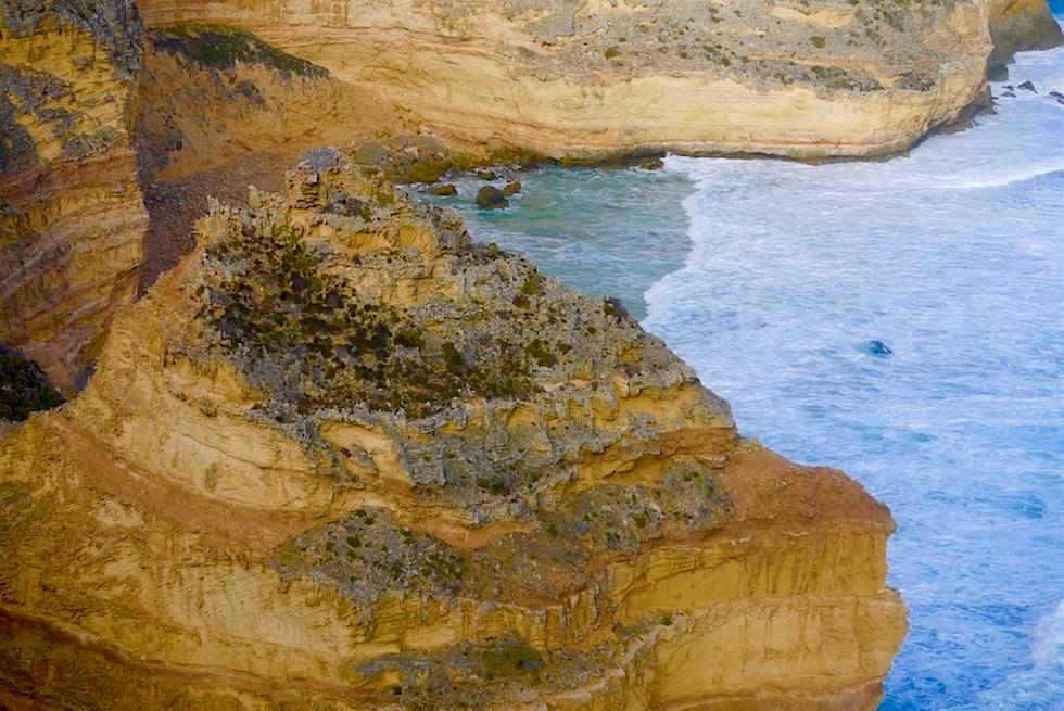Felsen & Osprey Nest - Whalers Way bei Port Lincoln - South Australia