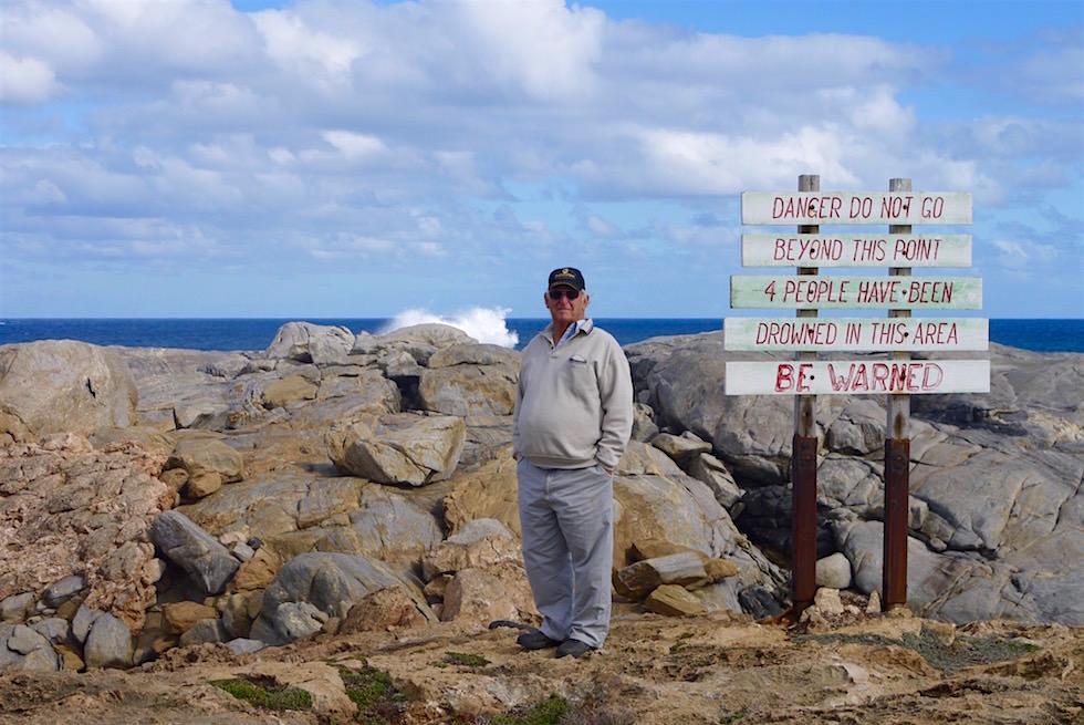 Bob Theakstone - Whalers Way - South Australia