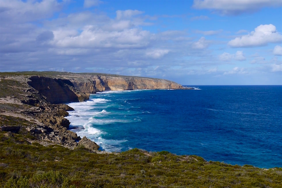 Küste - Whalers Way auf der Eyre Peninsula - South Australia