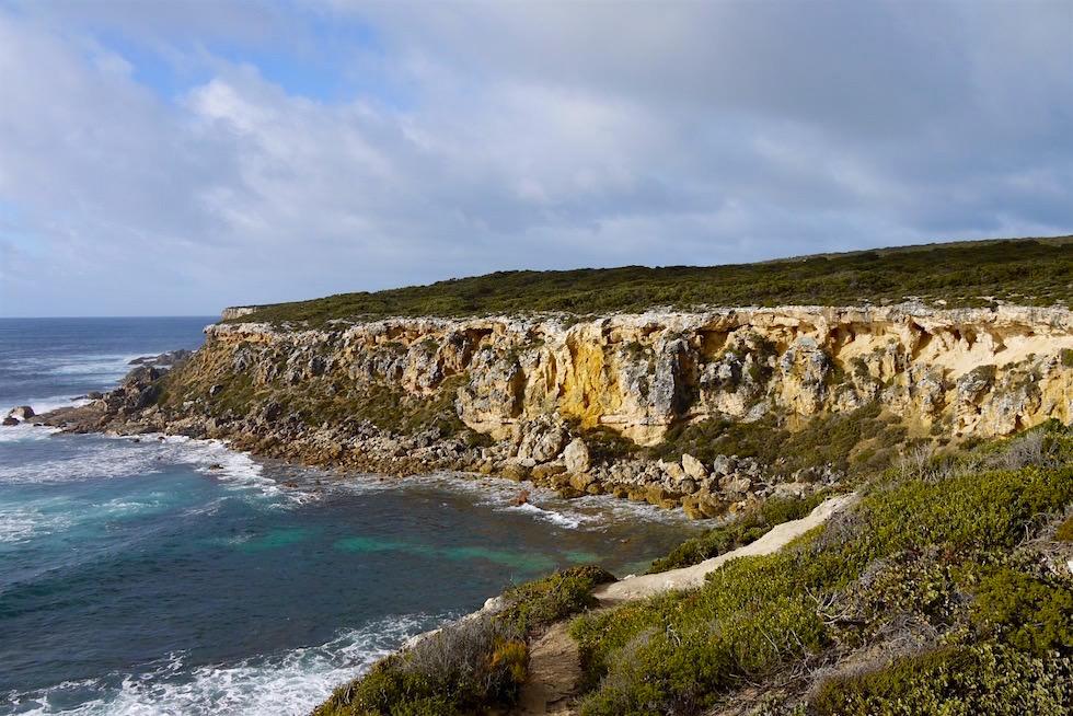 Ausblick von Pelamis Point - Whalers Way Südspitze Eyre Peninsula - Southern Australia