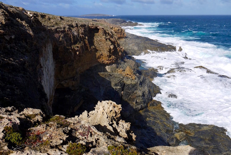 The Caves & Whalers Grotto - Whalers Way - South Australia