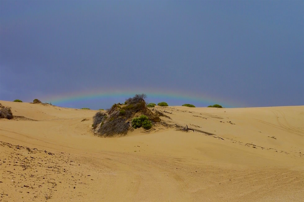 Sanddünen & Regenbogen - Redbanks - Whalers Way - South Australia