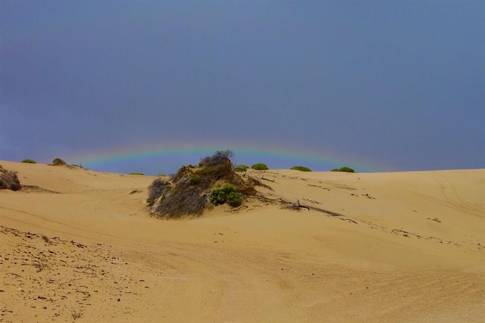 Sanddünen & Regenbogen - Redbanks - Whalers Way - South Australia