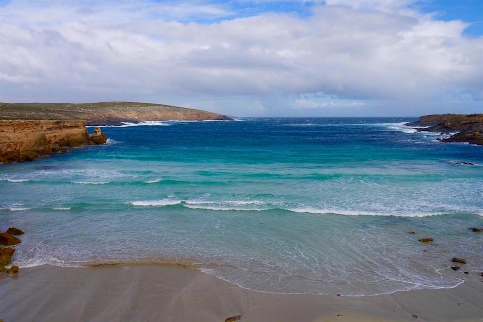 Der wunderschöne Redbanks Beach - Whalers Way - Port Lincoln - South Australia