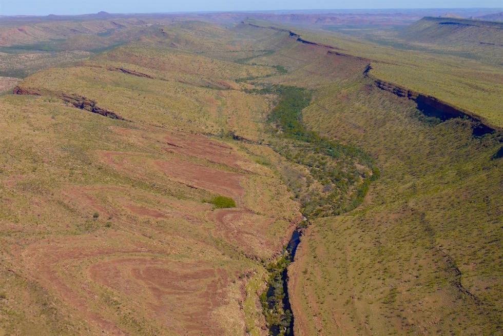 Osmond Ranges - Scenic Flight - Kimberley - Western Australia