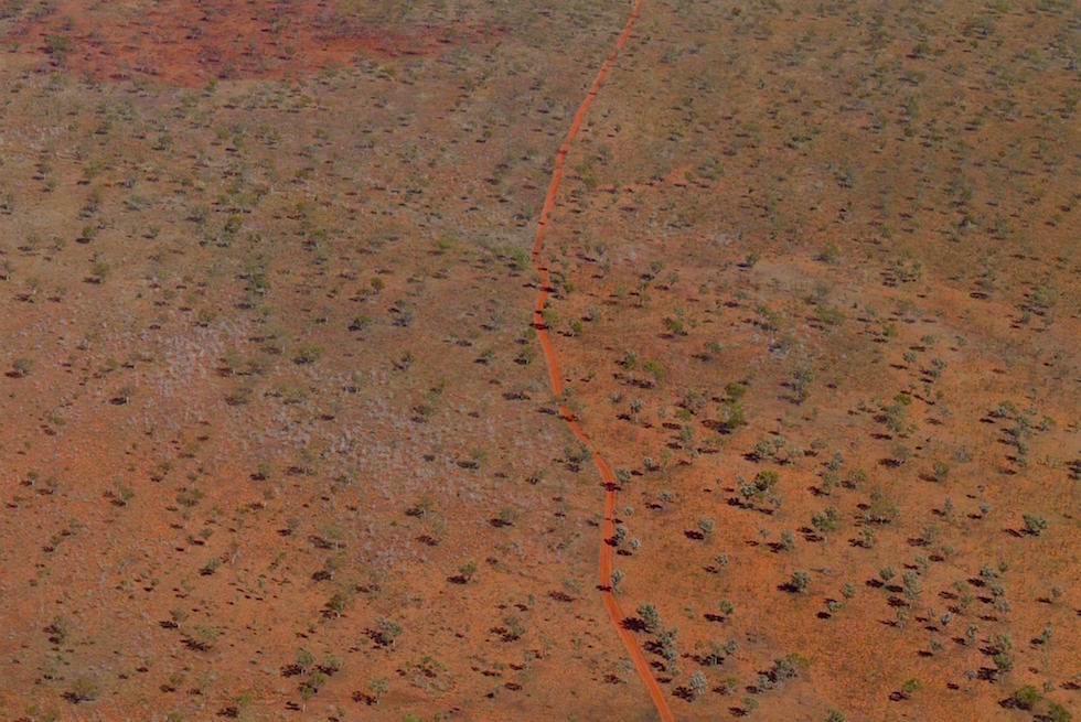 Outback nördlich von Bungle Bungle National Park - Kimberley - Western Australien