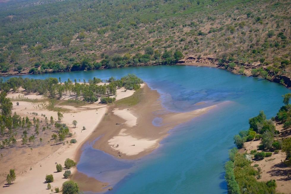Sandbänke - Lower Ord River - Kimberley - Western Australia