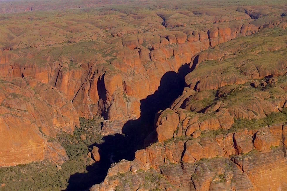 Purnululu National Park - Kingfisher Scenic Flight - Kimberley - Western Australia