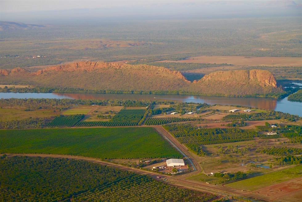 Kununurra Irrigation - Kimberley - Western Australien