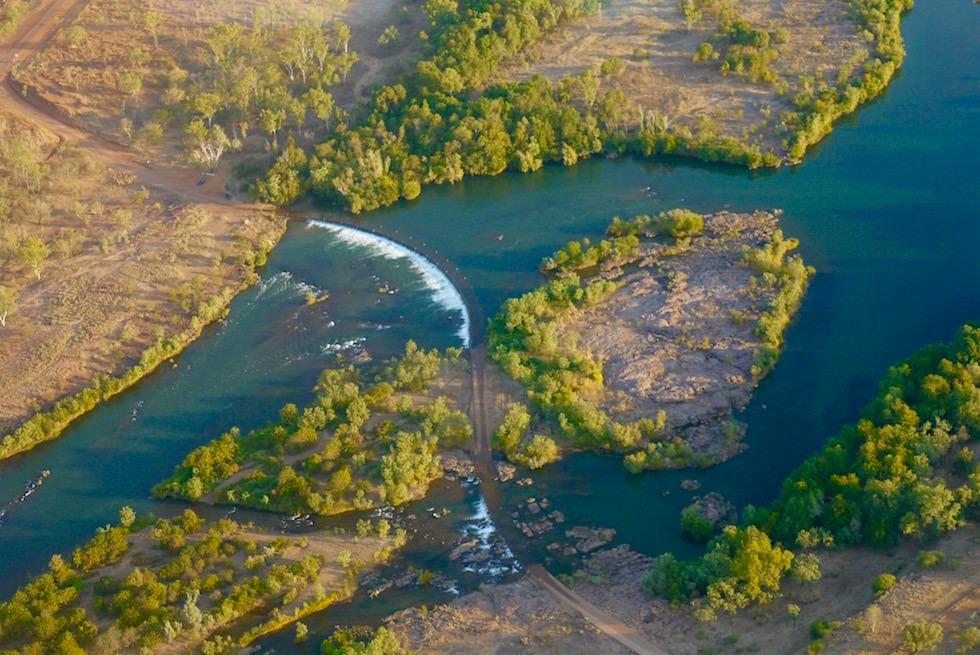 Neues Ord River Crossing in Kununurra - Kimberley - Western Australia