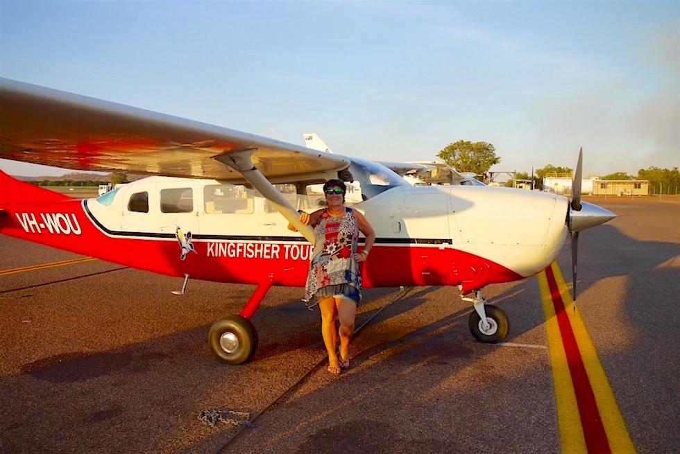 Kingfisher Scenic Flight - Flugzeug - Kununurra - Western Australia