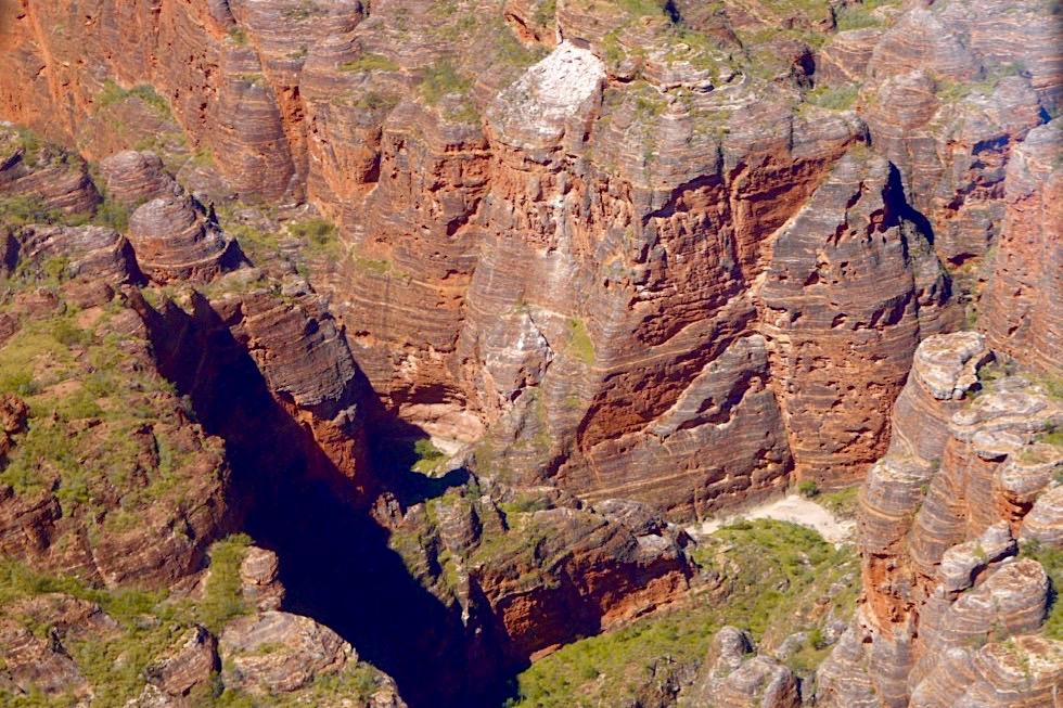 Purnululu National Park - Tiefe, faszinierende Schluchten-Landschaften - Kimberley Outback - Western Australia