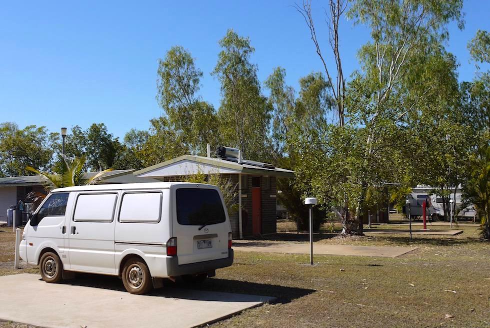 Anbinik Caravan Park - Jaribu - Northern Territory