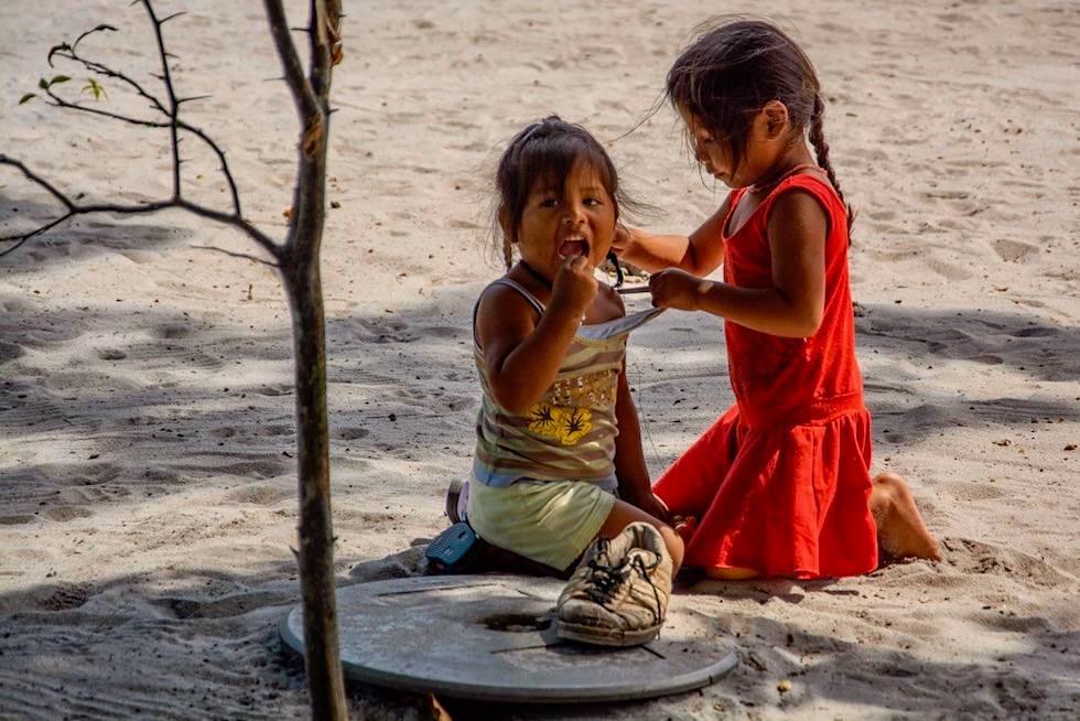 Ayawande - Kinder Lachen