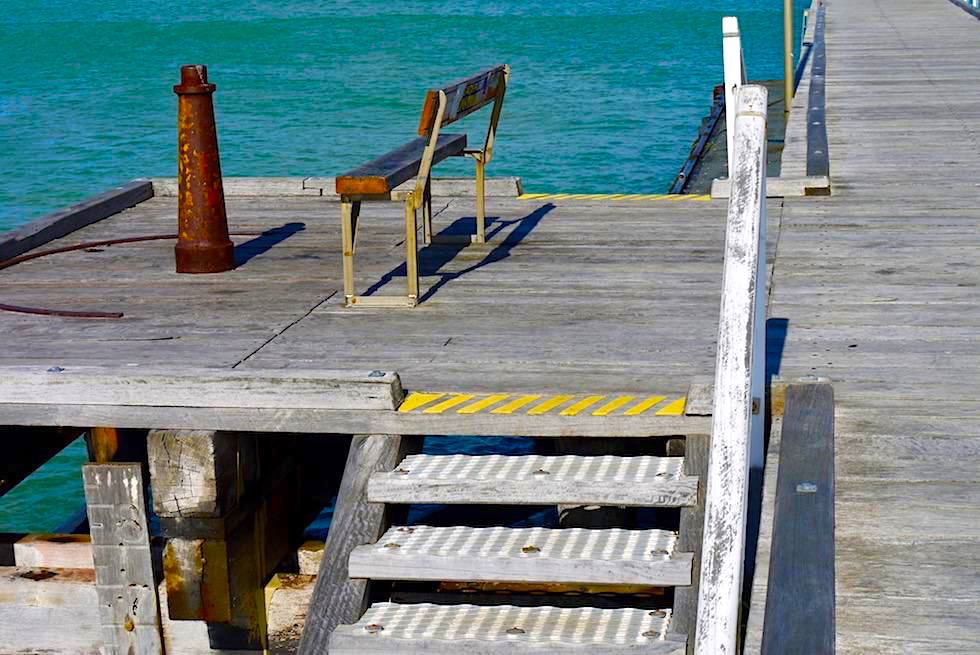 Beachport Jetty Bank & Meeting Point - South Australia