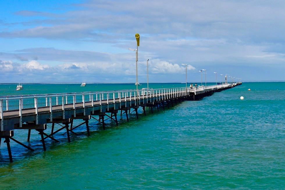 Beachport Jetty - längster Anlegesteg in Südaustralien - South Australia