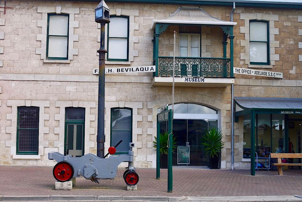 Museum in Beachport - South Australia