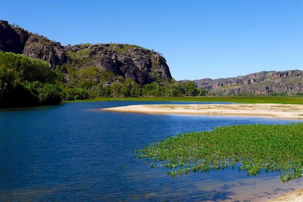Wunderschöner Billabong im Mikinj Valley - Arnhem Land & Kakadu National Park - Northern Territory