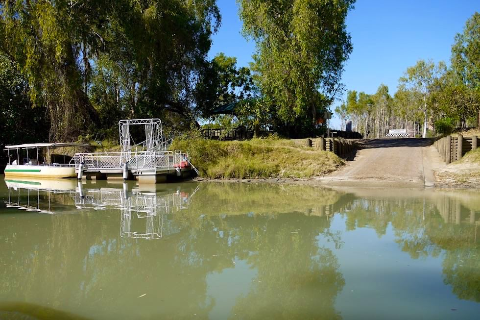 Boat Ramp - Guluyambi Tour im Kakadu NP - Northern Territory