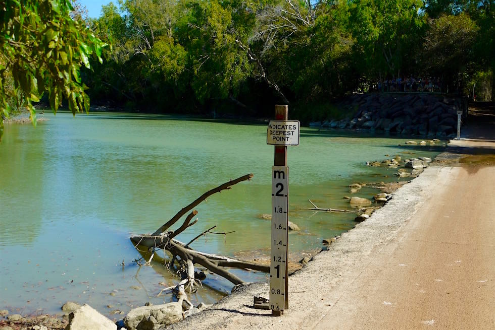 Carhill Crossing beim Ubirr Border Store - Kakadu National Park - Northern Territory