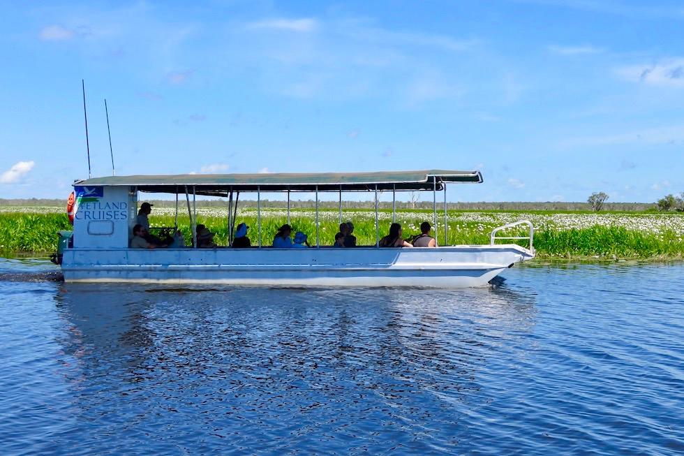 Corroboree Wetland Cruises - Northern Territory