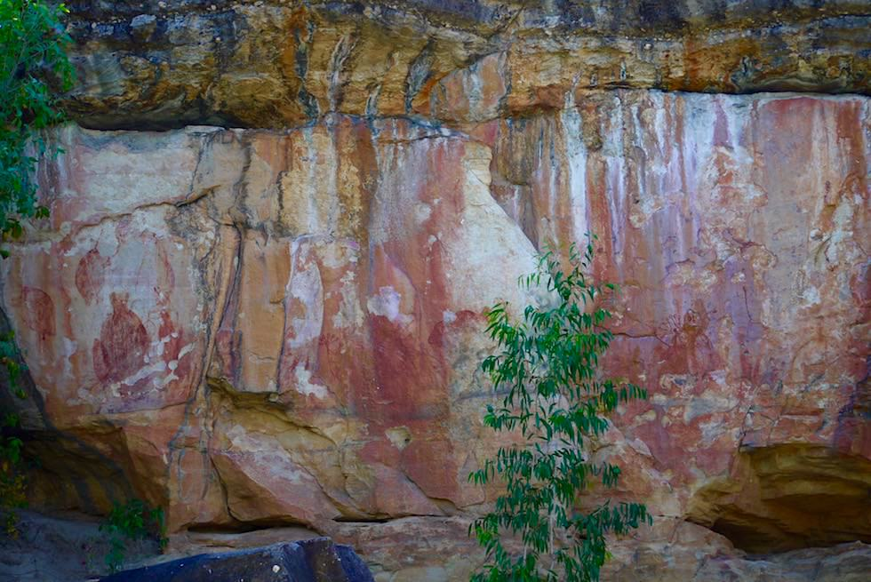 Felsmalerei - Guluyambi - Northern Territory