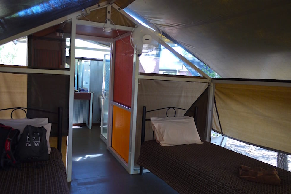 Glamping Hawk Dreaming Lodge - Arnhem Land - Northern Territory
