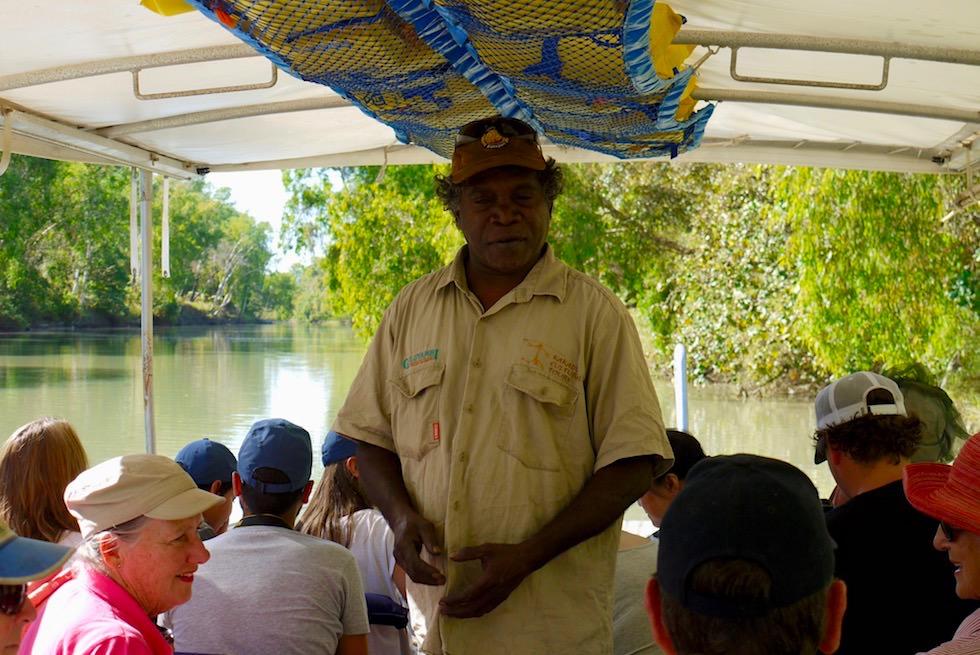 Guluyambi Boat Cruise - Borderstore bei Jaribu - Northern Territory