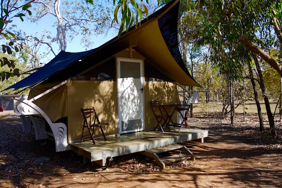 Hawk Dreaming Lodge - Kakadu NP - Northern Territory