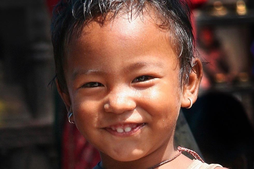 Kinder Lachen - Mutsch Welt