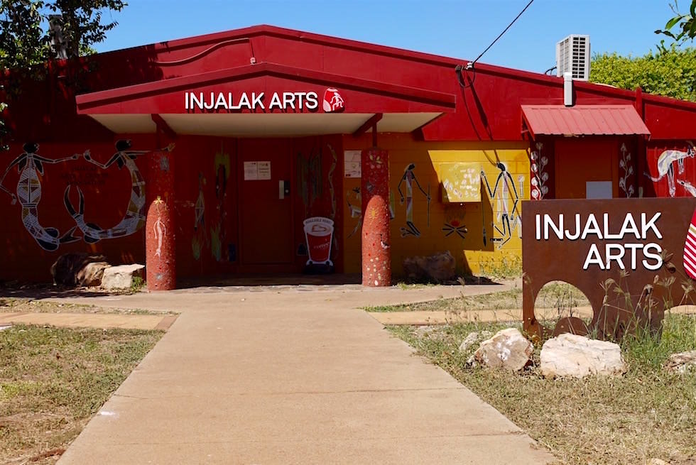Gunbalanya & Injalak Art Center - Arnhem Land - Northern Territory