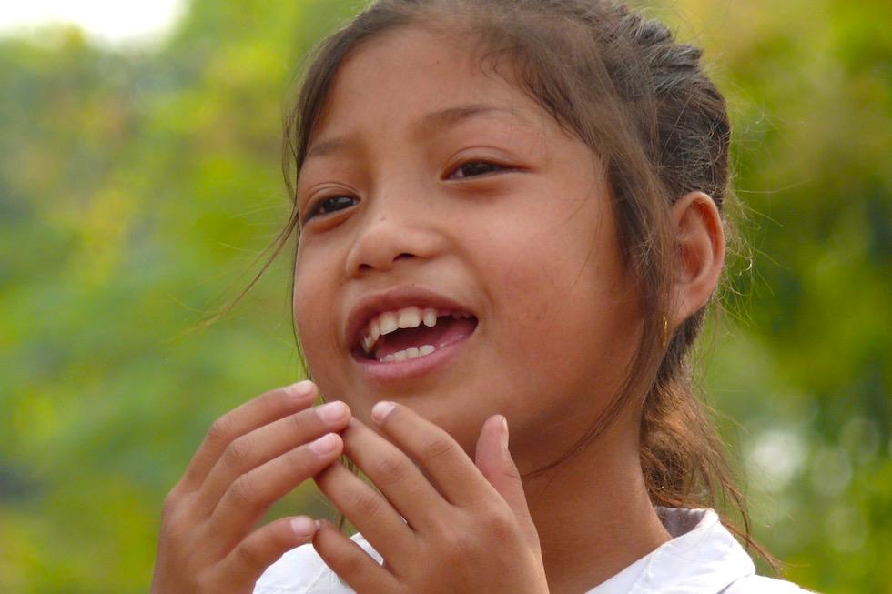 Kinder lachen - Onbrink
