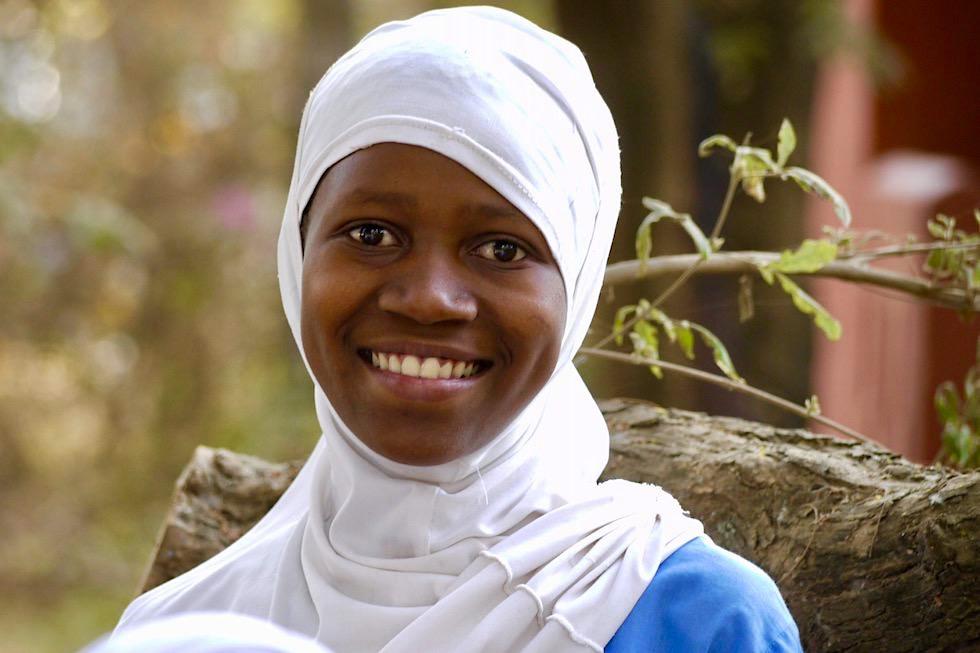 Kinder lachen - Afrika - Tansania