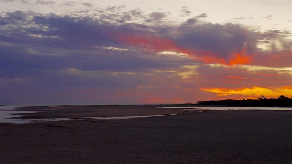 Atemberaubende Sonnenuntergänge bei Inverloch - Bunurong Marine Park - South Gippsland - Victoria
