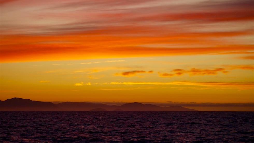 Sonnenuntergang - Bunurong Marine Park - South Gipsland - Victoria