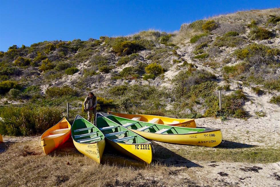 Kanus - Bushtucker Cave & Canoe Tour - Margret River - Western Australia
