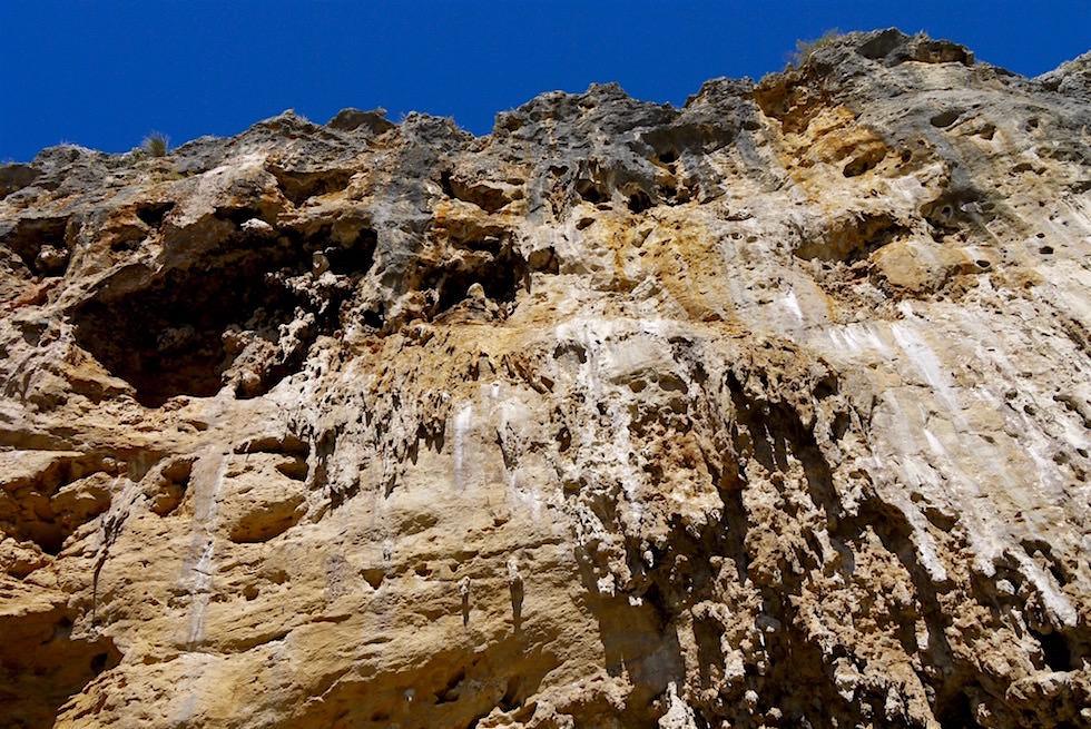 Margaret River - Felswände & Höhlen - Western Australia