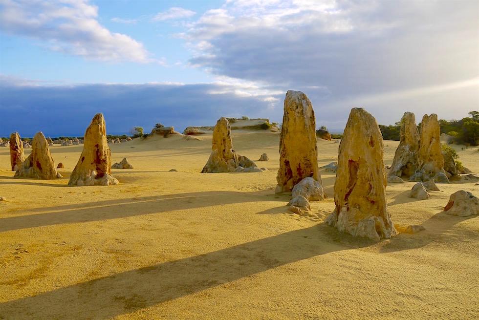Kalksteinformationen - Pinnacles Desert - Western Australia