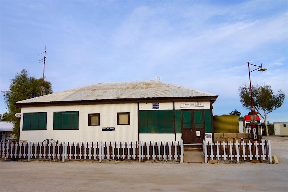 Old Telegraph Station - Hamelin Pool - Western Australia