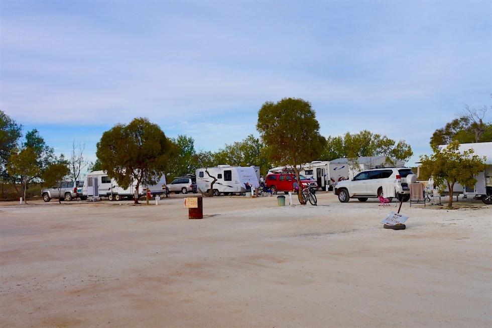 Hamelin Pool Caravan Park - Western Australia