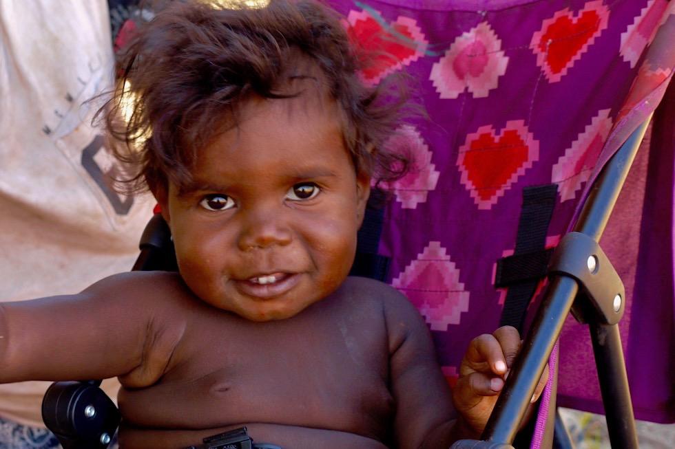 Kinder lachen - Australien - Aboriginal